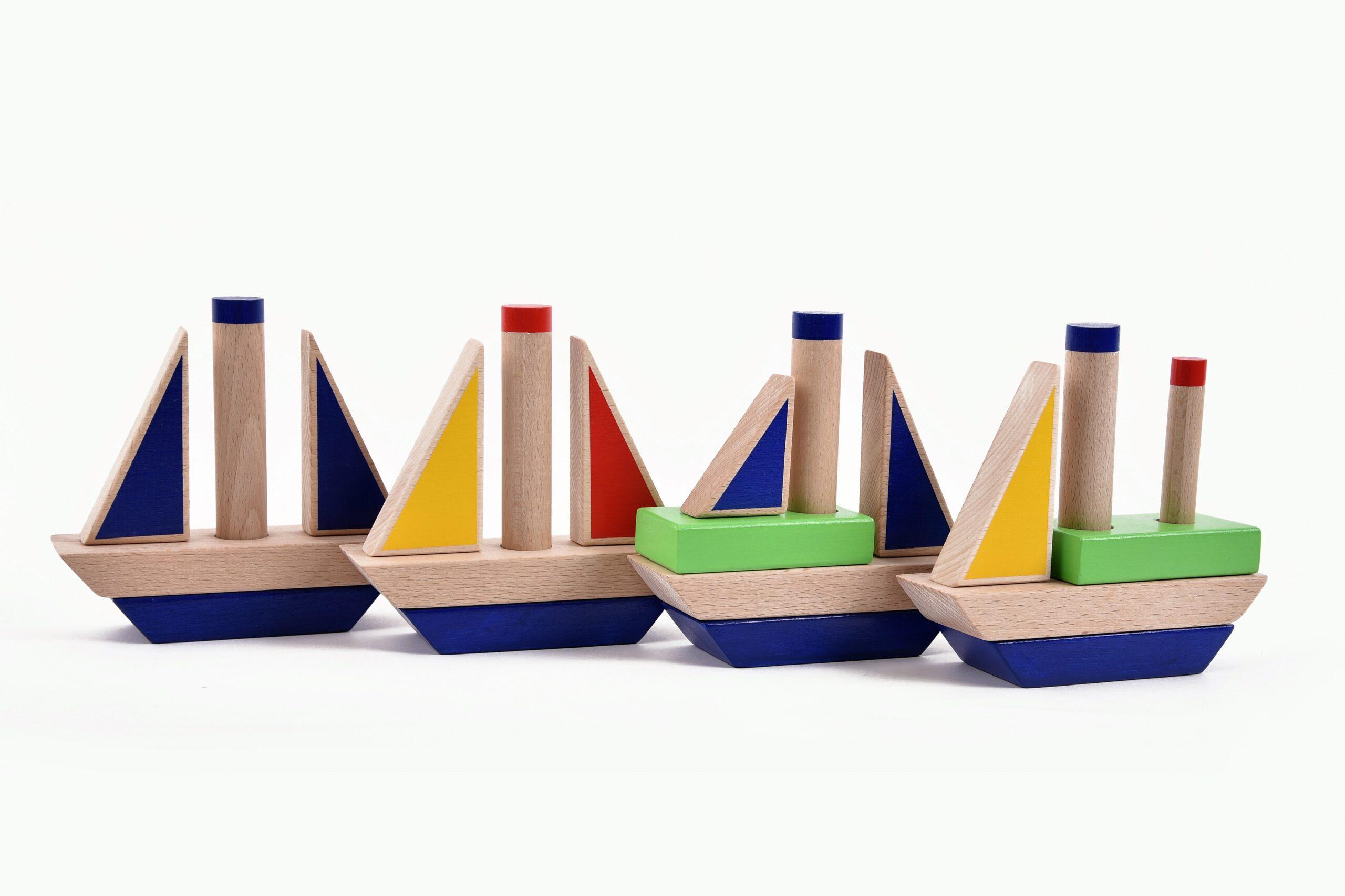 Chytrá skládací lodička